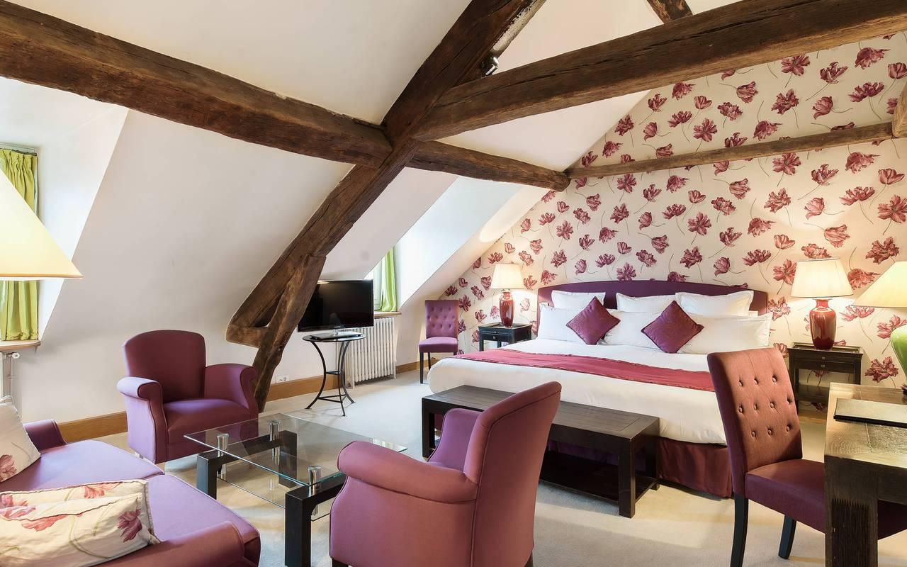Prestigious suite at Saint-Germain des Prés