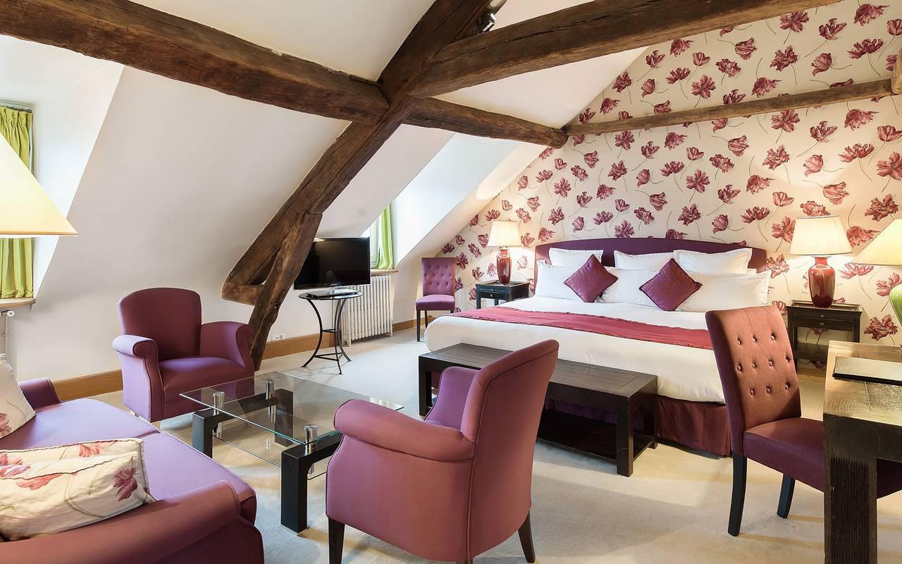 hotel saint germain des pres le pas de calais 4 stars. Black Bedroom Furniture Sets. Home Design Ideas