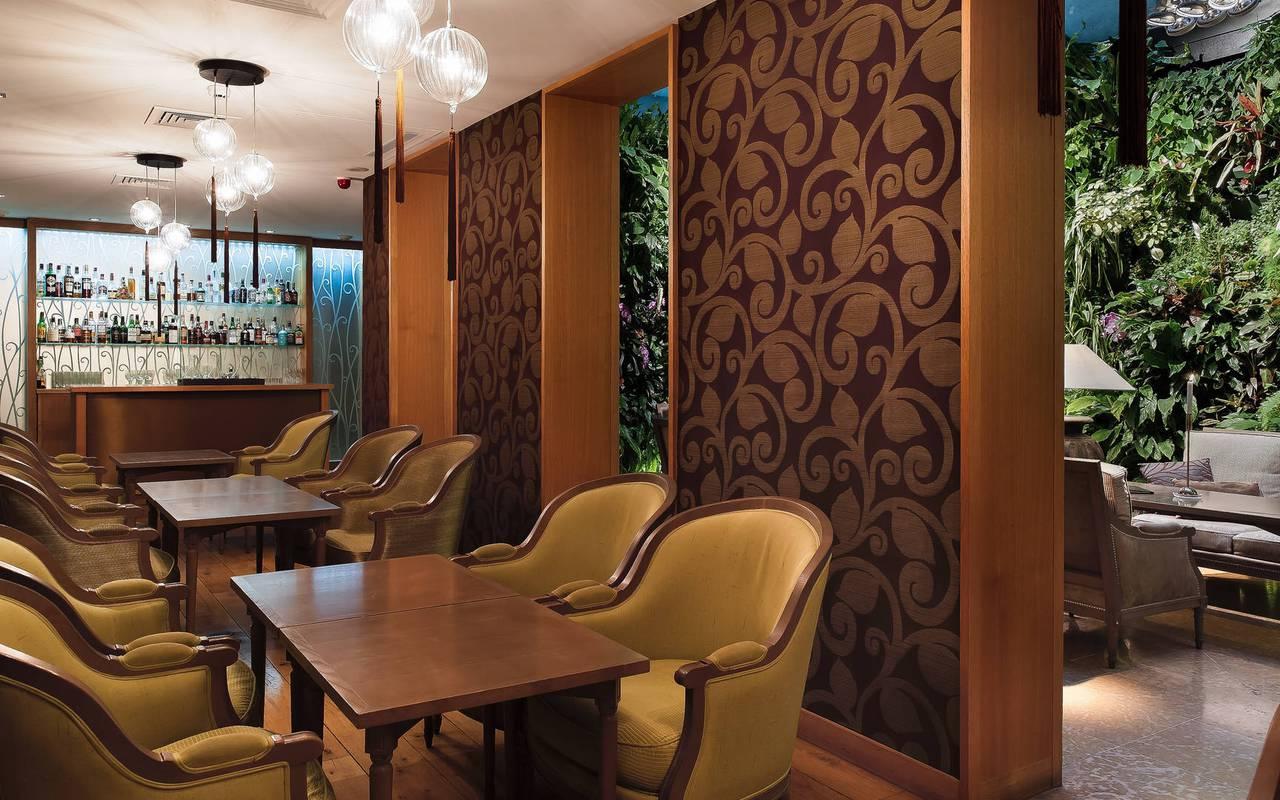 Charming hotel Saint-Germain des Prés