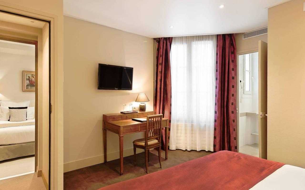 Hôtel de luxe Saint Germain des Prés