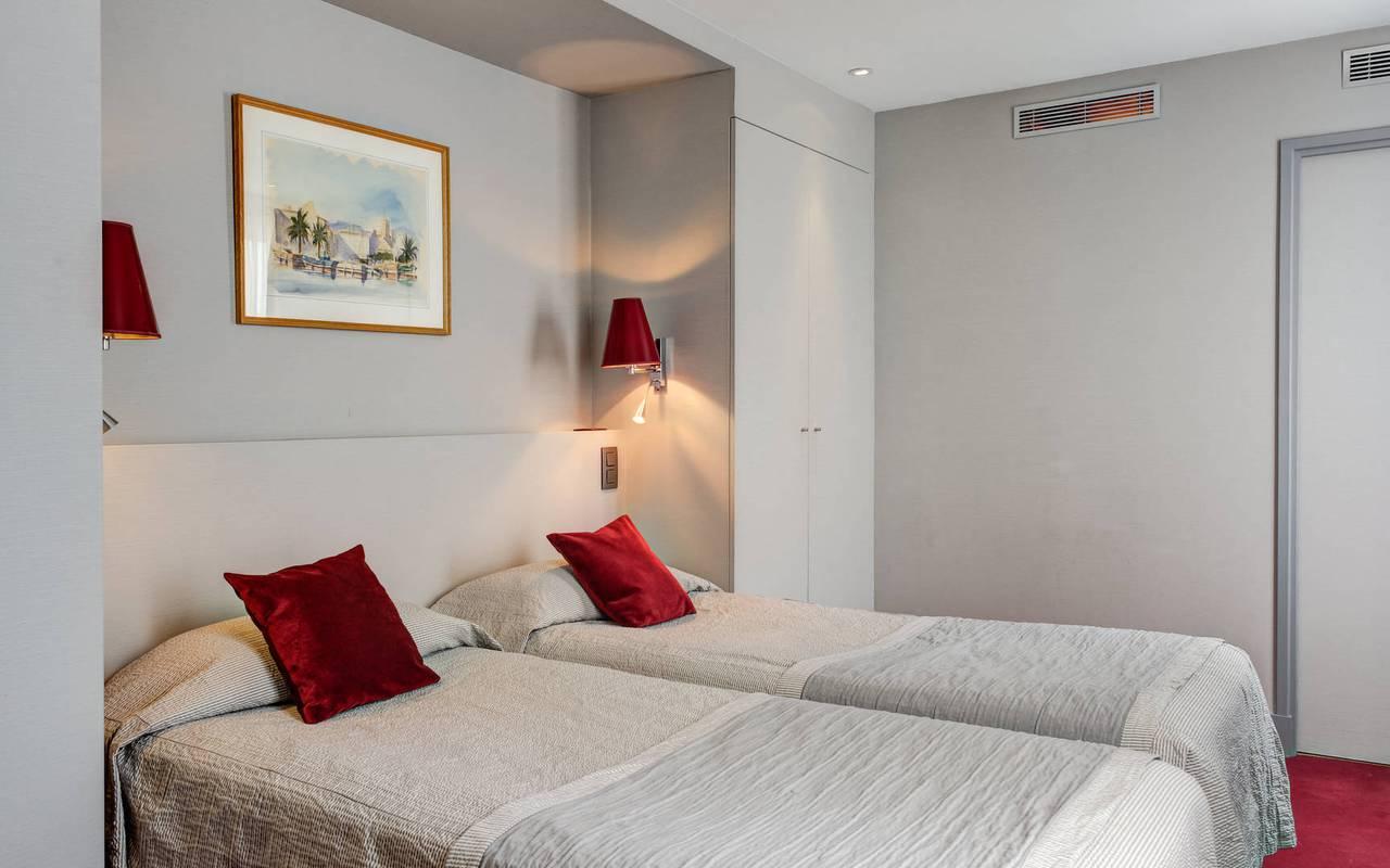 Chambre d'hôtel Saint-Germain-des-Prés