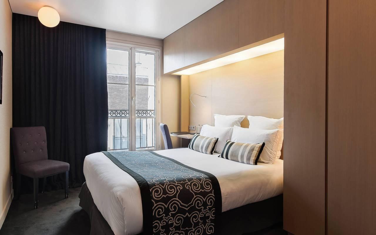 Hôtel romantique Saint-Germain-des-Prés
