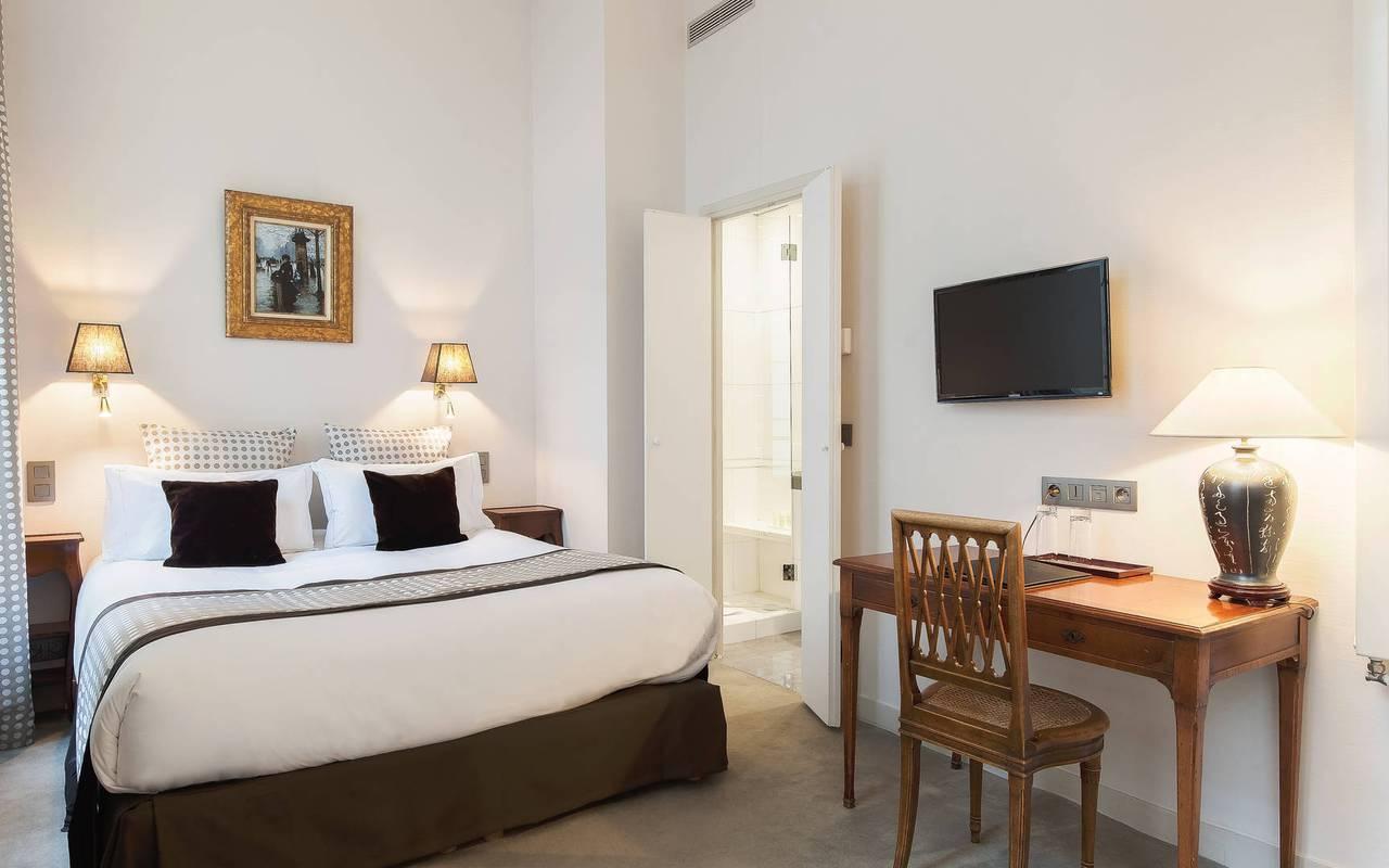 Luxueuse chambre à Saint-Germain-des-Prés