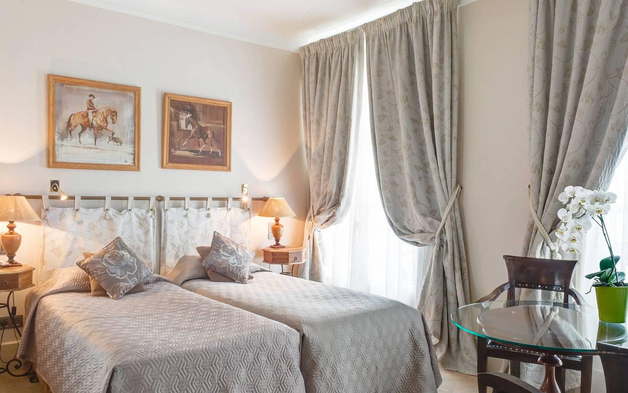 Luxueux boutique hôtel à Saint-Germain-des-Prés