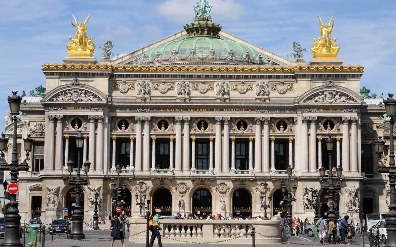 Opéra Garnier Saint-Germain-des-Prés