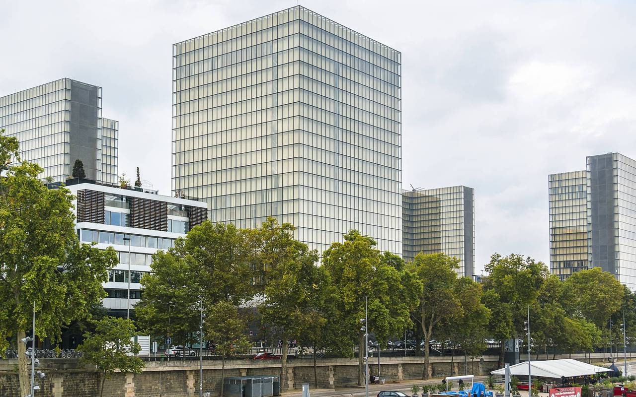 Bibliothèque nationale Paris