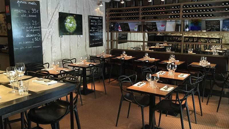 Restaurant Epidupin Saint-Germain-des-Prés